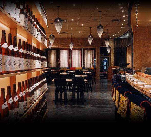 El Nobu New York (105 Hudston St), el restaurante del que es copropietario Robert de Niro, es una cita indispensable para el brunch