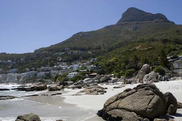 Clifton, en Ciudad del Cabo