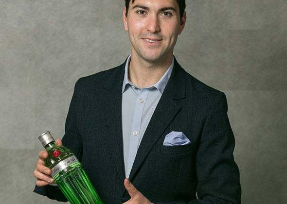 Giacomo Gianotti, Mejor Bartender de España 2014