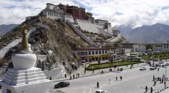 Palacio de Potala, en Lhasa