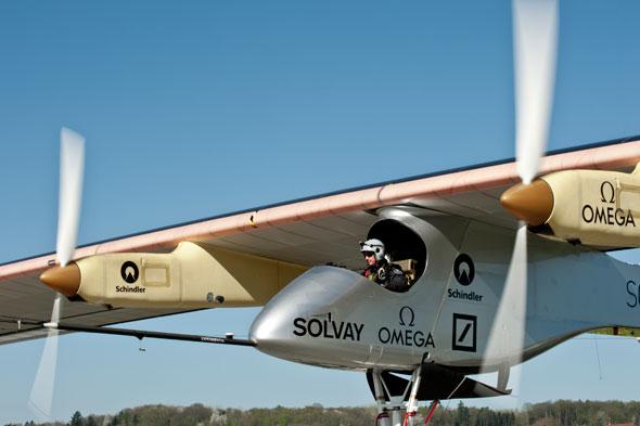 Abu Dhabi, ciudad de partida y de llegada del vuelo del Solar Impulse