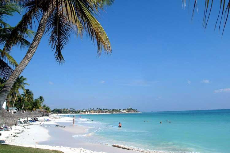 Eagle Beach, Aruba. Paraíso Fiscal