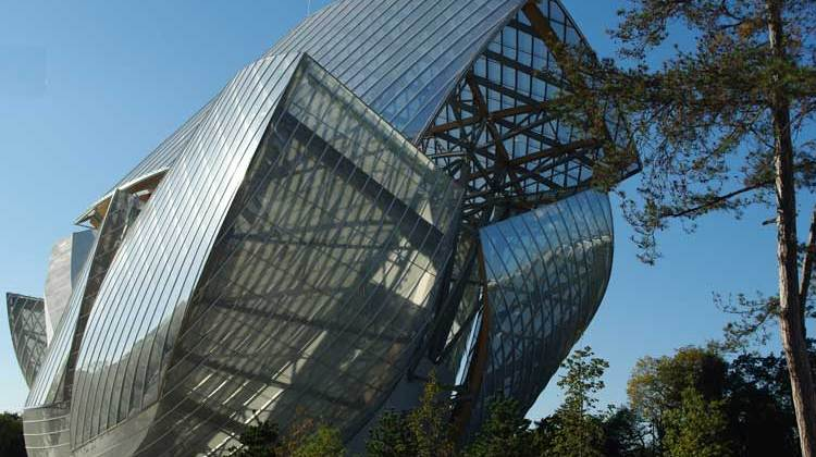 Fundacion Louis Vuitton, París