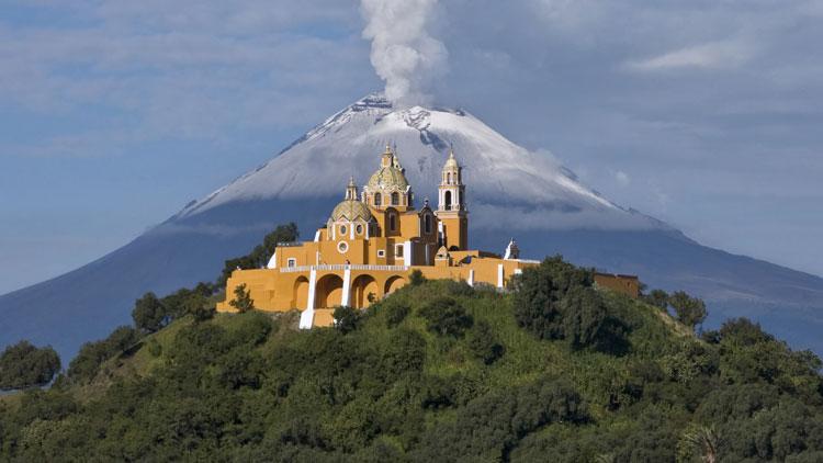 Atardecer en Puebla   Tu Gran Viaje   Viajar a Puebla