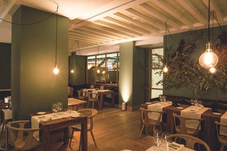 The Table by Cenador de Amós. Foto ©Pablo Gómez Ogando