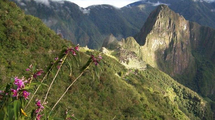 Camino Inka. Machu Picchu