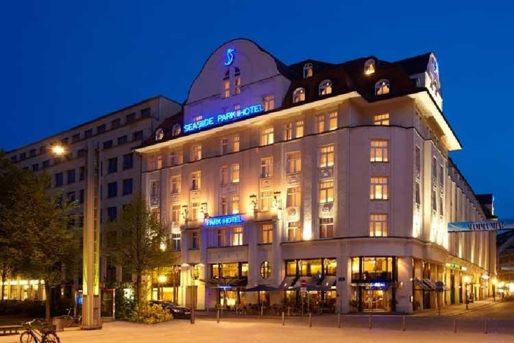 Seaside Park Hotel, Leipzig