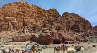 Panorama Petra Foto © Tu Gran Viaje