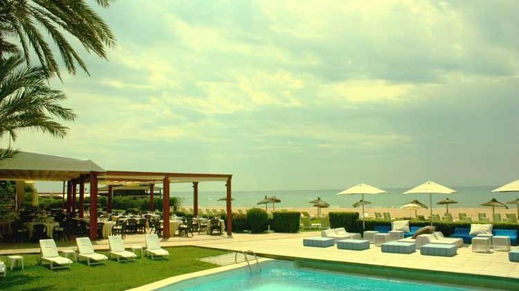 Terraza del restaurante del Majestic Hotel & Spa Barcelona