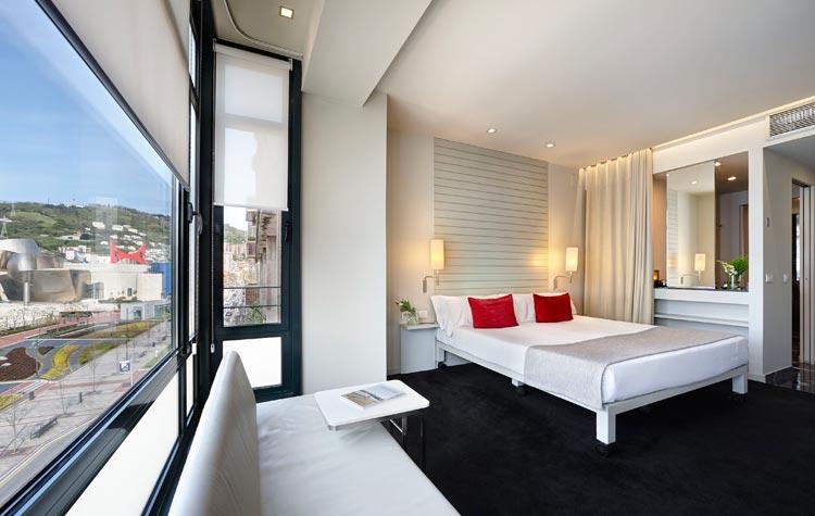 City Deluxe Room, Hotel Miro, Bilbao