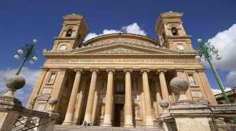 Iglesia de Mosta, Malta