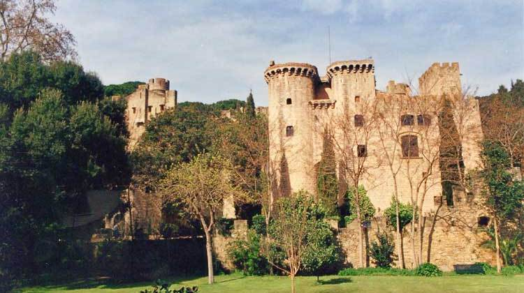 Castillo de Santa Florentina - Juego de Tronos