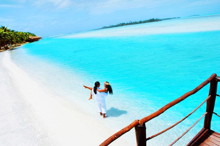 Aitutaki Lagoon Resort & Spa, Islas Cook
