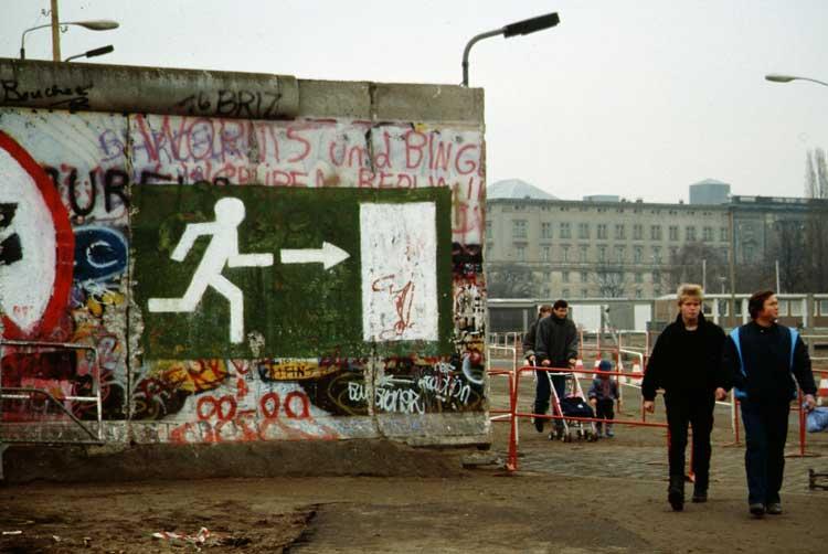 La historia del Muro de Berlín, en Tu Gran Viaje