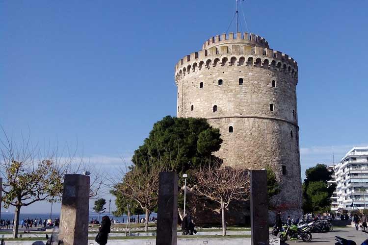 Torre Blanca de Tesalónica | Los nuevos destinos de Lufthansa | Tu Gran Viaje