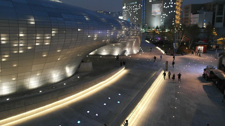 Dongdaemun, Seúl. Tu Gran Viaje