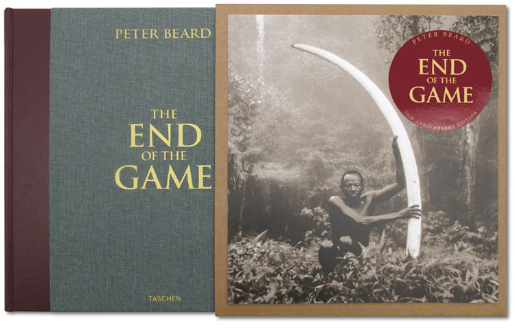 The End Of The Game, Taschen Books