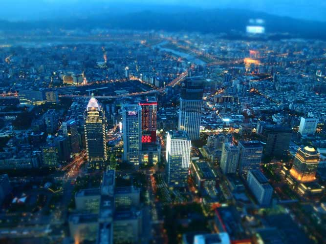 Taipei. Capital Mundial del Diseño.