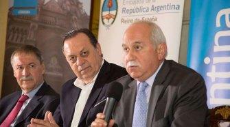 El ministro de turismo de Argentina y Air Europa presentan el nuevo vuelo que conectará Madrid y Córdoba