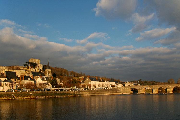 Montrichard. Foto CC 2.0  Daniel Jolivet. Tu Gran Viaje por el Valle del Loira