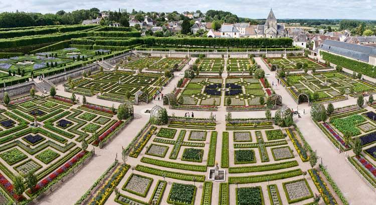 Château de Villandry. Tu Gran Viaje por el Valle del Loira
