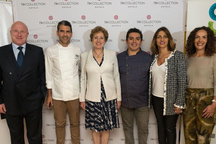 Jornadas Gastronómicas Mexicanas en el NH Collection Abascal. Tu Gran Viaje