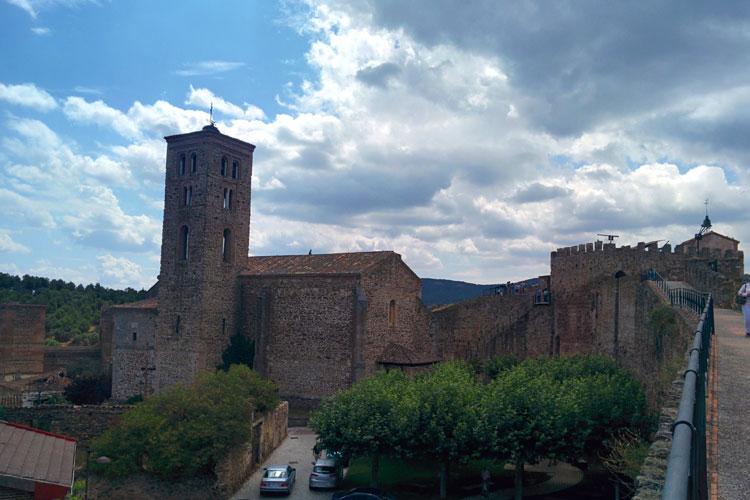 Iglesia de Santa María del Castillo, Buitrago del Lozoya. © Tu Gran Viaje. Mapfre teCuidamos