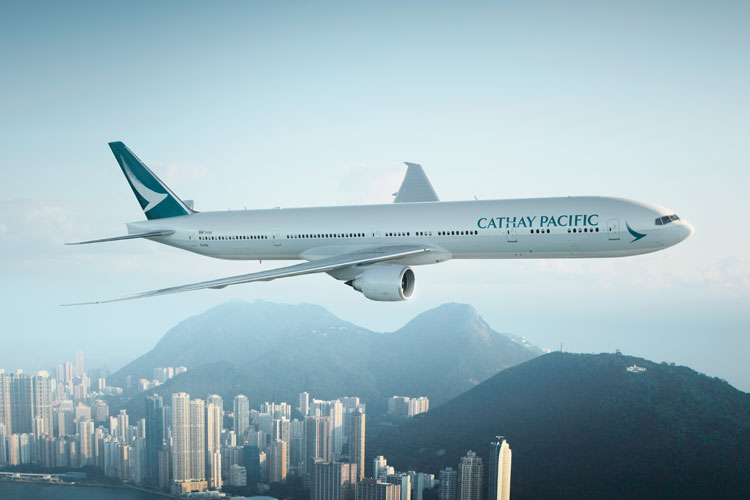 Vuelo Madrid - Hong Kong de Cathay Pacific
