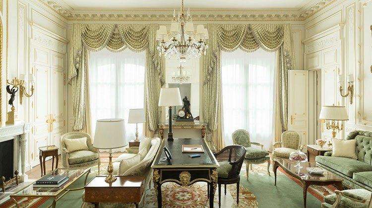 Suite Vendome del Ritz Paris Hotel