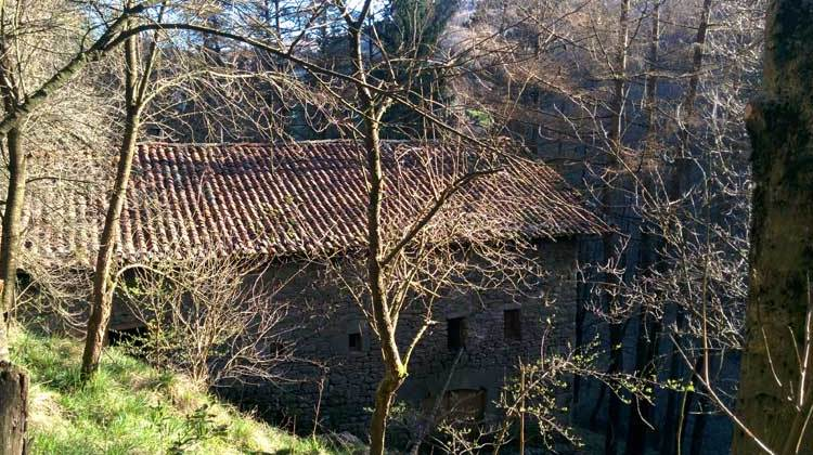 Paraje de la Vía Verde de Plazaola. Tu Gran Viaje a Leitza, Navarra. © Tu Gran Viaje