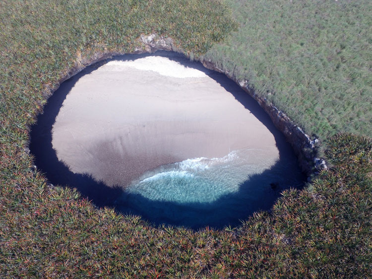 Reapertura de Playa Escondida, Riviera Nayarit, México. Tu Gran Viaje