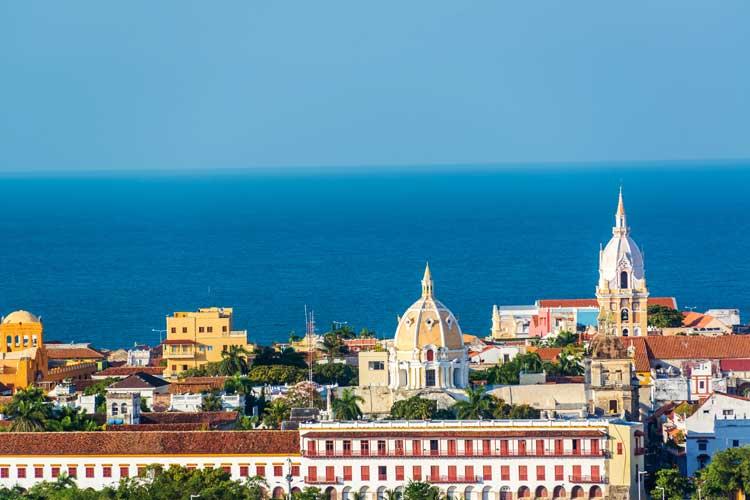 Postal desde Cartagena de Indias. Tu Gran Viaje