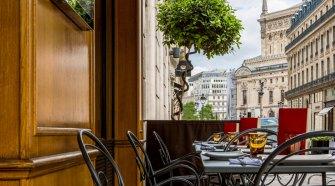 Hotel Scribe París | Hoteles Maravillosos en Tu Gran Viaje