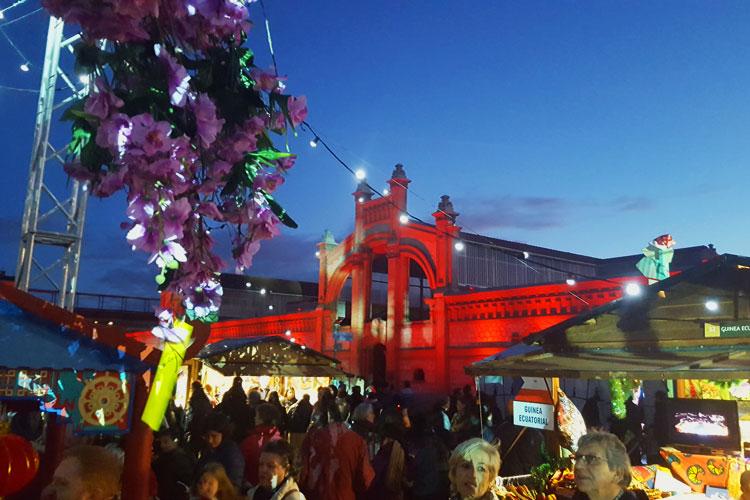 La Navideña Feria Internacional de las Culturas. © Tu Gran Viaje