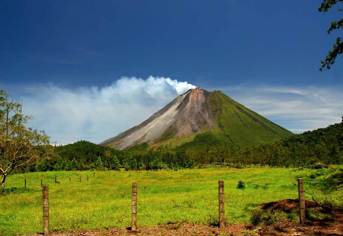 Volcán Arenal. Tu Gran Viaje a Costa Rica © Shutterstock