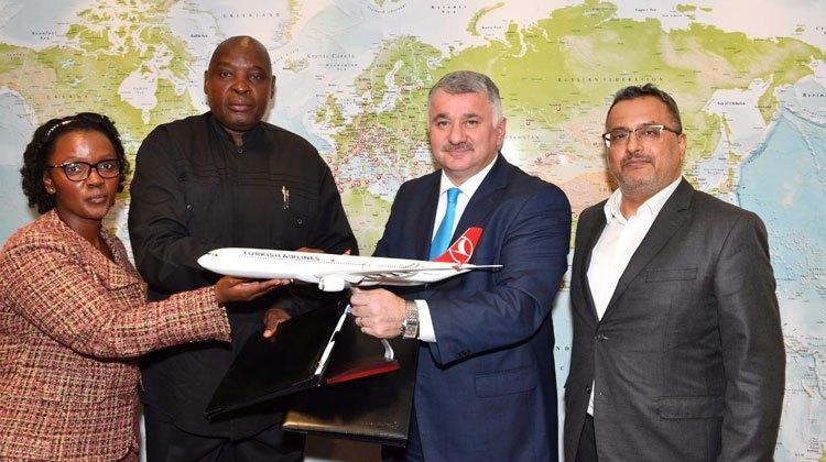 Acuerdo codigo compartido Air Namibia Turkish Airlines - Noticias de Turismo en Tu Gran Viaje