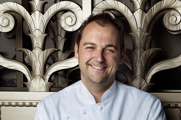 Daniel Humm, chef del Eleven Madison Park, el mejor restaurante del mundo
