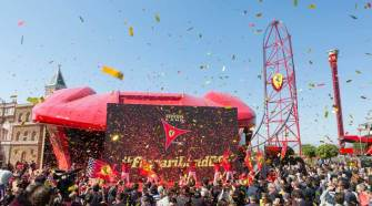 Apertura de Ferrari Land en Tu Gran Viaje