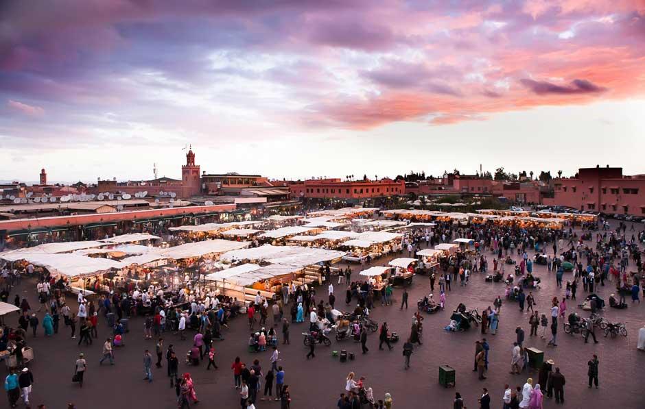 Marrakech en Tu Gran Viaje . Foto © Shutterstock
