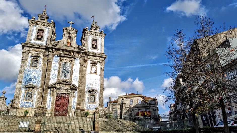 Iglesia de San Ildefonso. © Tu Gran Viaje . Viajar a Oporto con los Xperts de Tu Gran Viaje