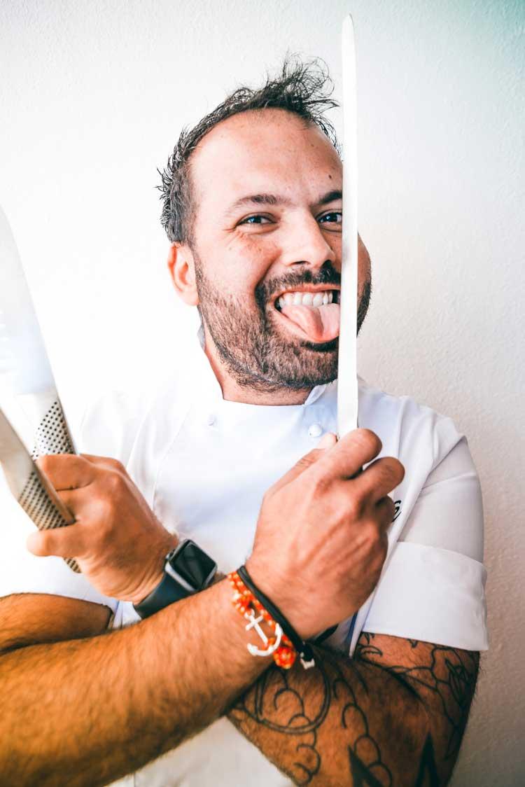 Juan Hely, otro de los invitados a The Chefs Experience del Hotel ME Ibiza | Tu Gran Viaje. Revista de Viajes