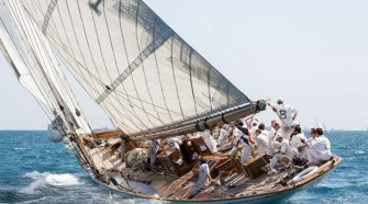 Moonboeam. La regata Puig Vela Clàssica Barcelona celebra su 10º Aniversario | Tu Gran Viaje