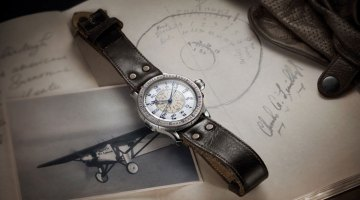 Reloj The Lindbergh Hour Angle Watch 90th Anniversary | El Reloj de Lindbergh