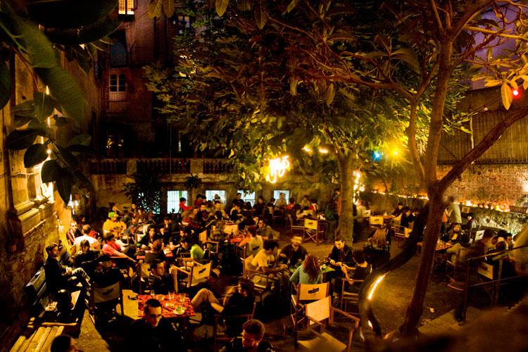 Antic Teatre Barcelona | Las mejores terrazas del verano en Tu Gran Viaje