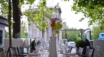 Ikebana, la terraza de Ramses Madrid | Las mejores terrazas del verano en Tu Gran Viaje