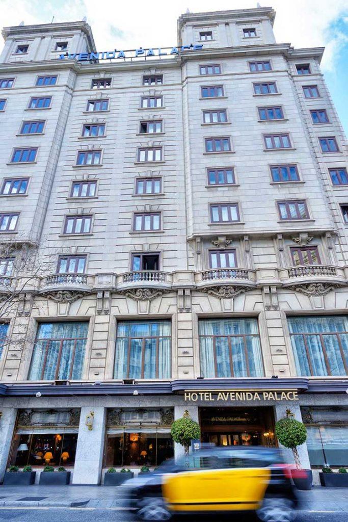 Aniversario del Hotel Avenida Palace de Barcelona   Tu Gran Viaje