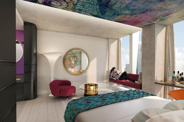 hotel nhow Frankfurt | Tu Gran Viaje revista de viajes y turismo
