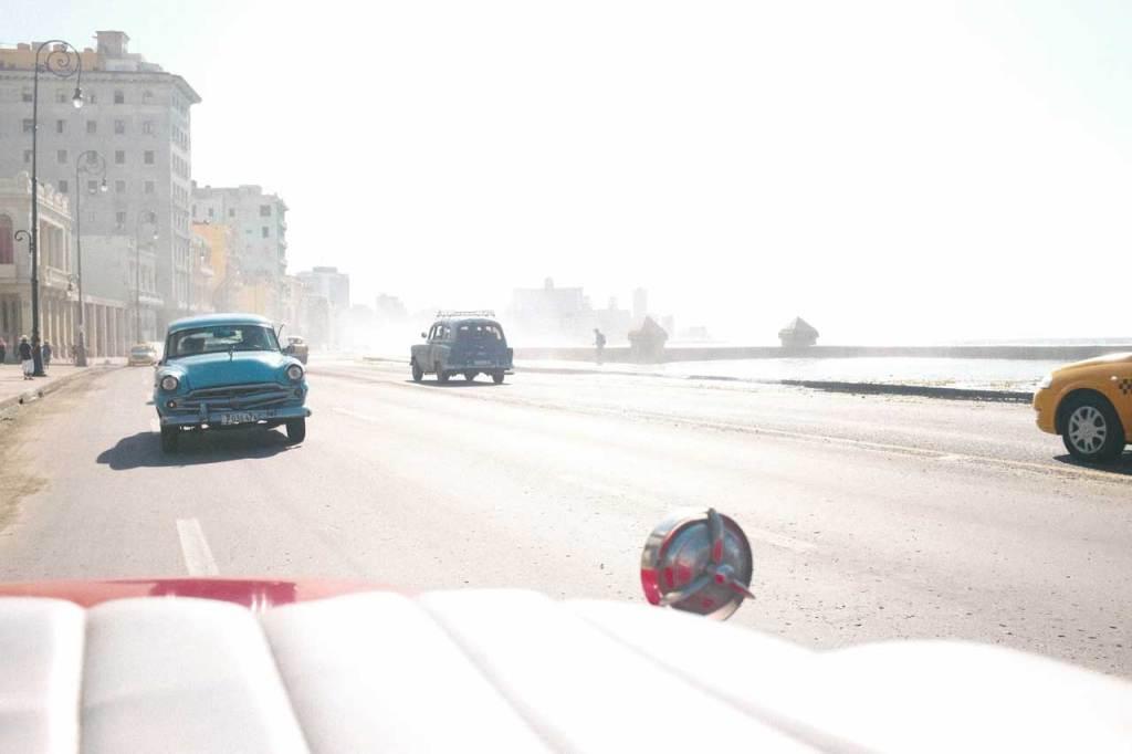 Viajar a La Habana. Un reportaje de Javier Carrión en Tu Gran Viaje Revista de Viajes y Turismo