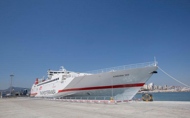 Trasmediterránea amplía el servicio de ferry entre Gandía e Ibiza | Revista Tu Gran Viaje