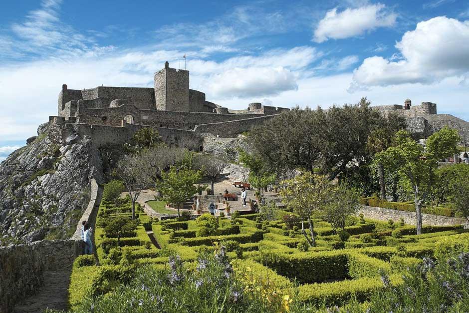 Castillo de Marvao. Foto CC 3.0 by GFreihalter | Postal desde el Alentejo | Tu Gran Viaje